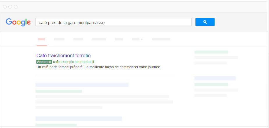 Référencement local Google AdWords