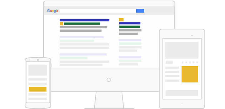 L'une des modifications de Google Adwords : Expanded Text Ads