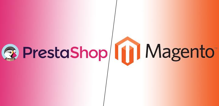 Magento vs Prestashop : quel CMS pour son e-commerce ? [2017]