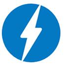 Logo Google AMP : un éclair pour signaler que l'article est optimisé pour le mobile et s'affichera instantanément