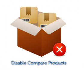Disable Compare Products : une extension gratuite Magento
