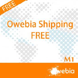 Owebia Shipping : module gratuit Magento 2 pour gérer les frais d'expédition