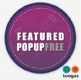 Featured Popup free : module Magento pour fenêtre pop-up