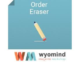 Order Eraser : module Magento gratuit pour la suppression de commandes