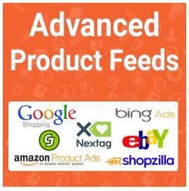 Advanced Product Feeds : module Magento pour les flux produits et moteurs de comparaison : Ebay, Amazon, Bing, Shopzilla, etc.