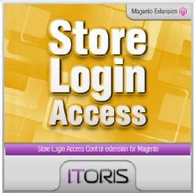 Store Login Access : module Magento 2 pour masquer l'accès au catalogue produits aux clients non enregistrés