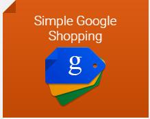 Simple Google Shopping : module Magento pour le flux Google Shopping