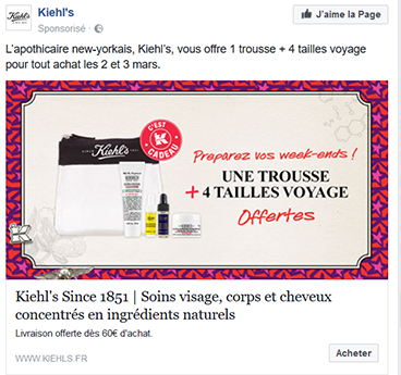 Promotion Facebook Ads