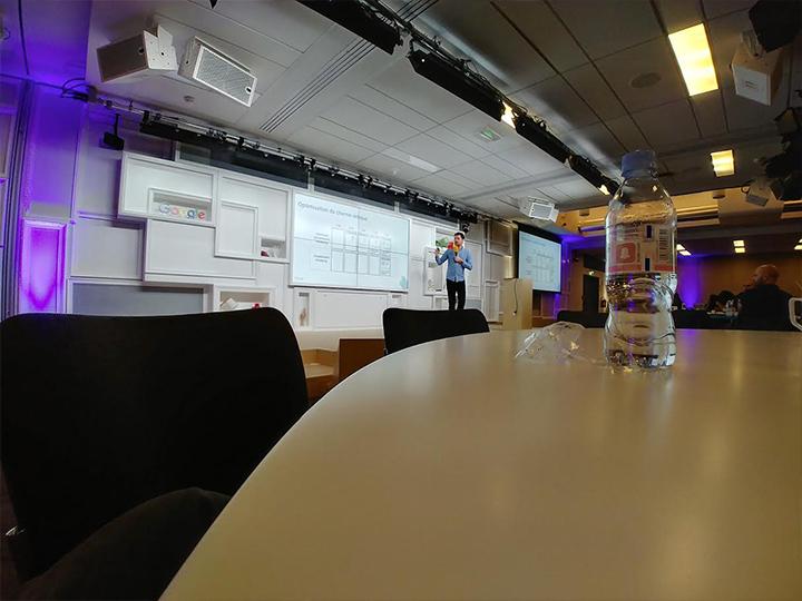 Evènement Google 2017