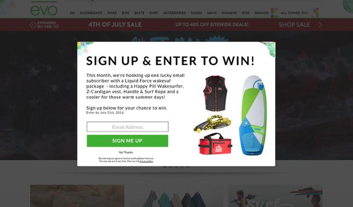 Concours été e-commerce
