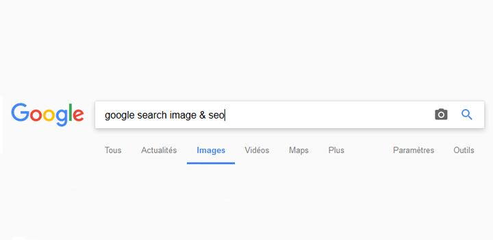 Référencement image Google