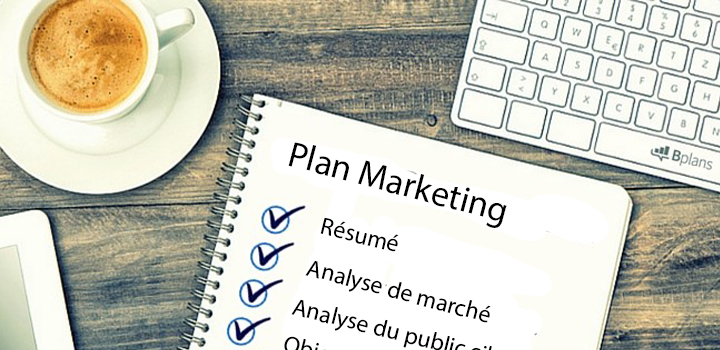faire plan marketing