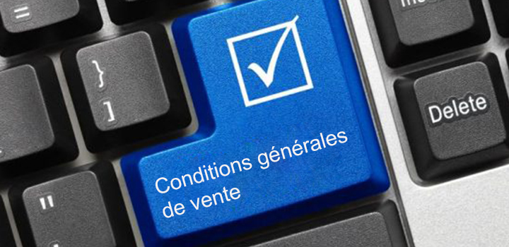rediger conditions generales de vente e commerce