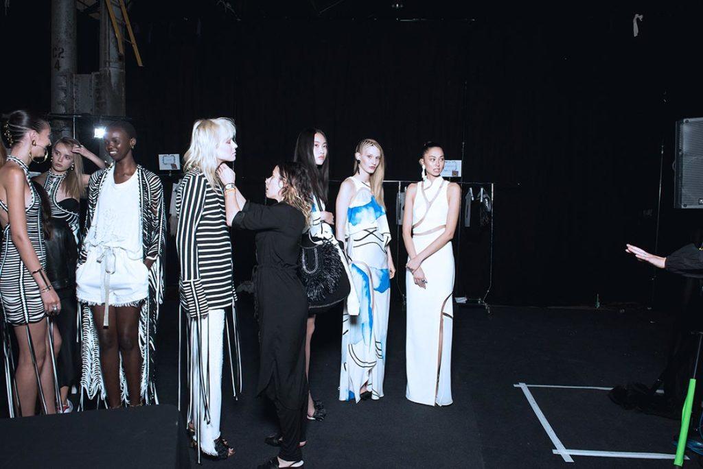 Fashion press agency