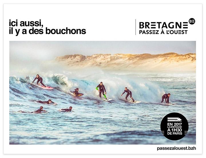 campagne communication tourisme Bretagne