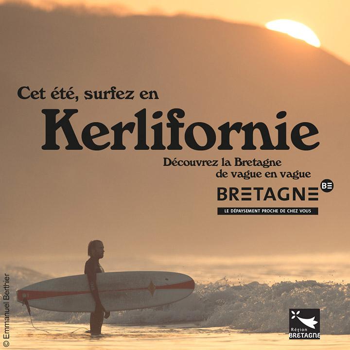 campagne communication touristique Bretagne