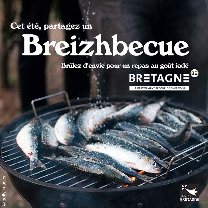 campagne publicitaire touristique Bretagne
