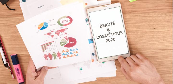 chiffre statistique beauté cosmétique 2020