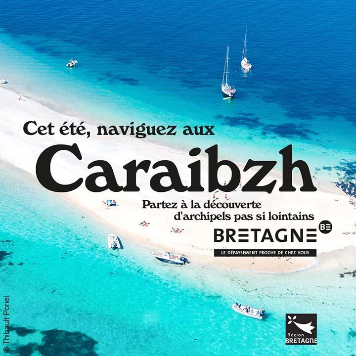 publicité touristique Bretagne