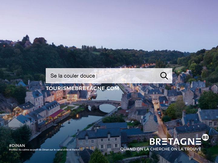 top publicité tourisme Bretagne