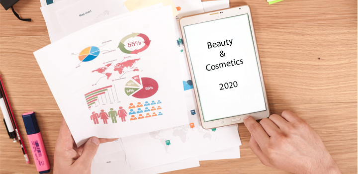 beauty statistics figures 2020
