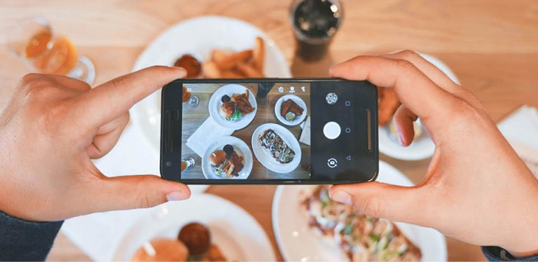top influenceurs food france 2020