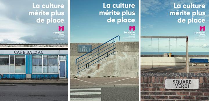 Fondation cultura publicites