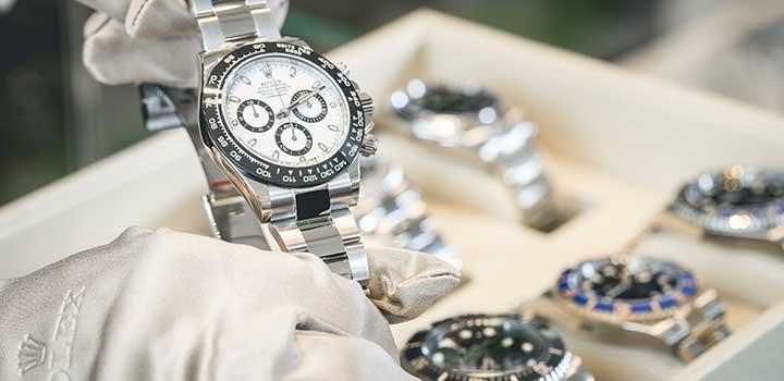 Montres Rolex popularité