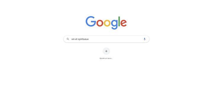 Tendances des recherches vins et spiritueux sur Google en 2021