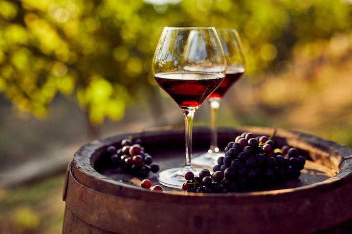 vin rouge préférés des français