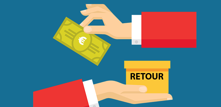 What is the return and refund policy for its E Commerce?