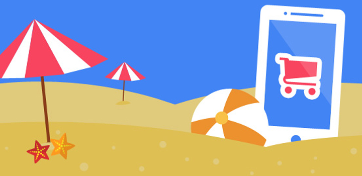 Take advantage of the summer to optimise your E-commerce!